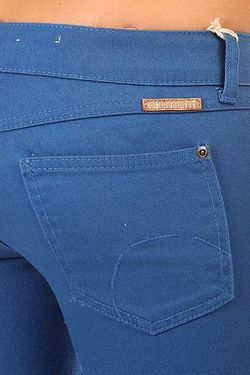 Джинсы Узкие Женские Stick2u Royal Element                                                                                                              синий цвет