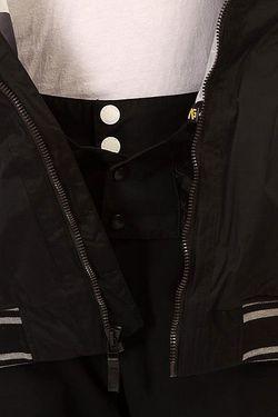 Куртка Ag Greed Jk True Black Analog                                                                                                              чёрный цвет