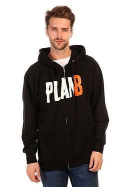 Толстовка Классическая Publicity Black Plan B                                                                                                              чёрный цвет