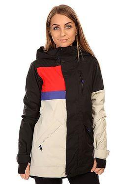 Куртка Женская Wb Eclipse Jk True Black Burton                                                                                                              чёрный цвет