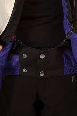 Куртка Женская Wb Eclipse Jk True Black Burton                                                                                                              черный цвет