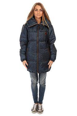 Куртка Женская Зимняя Женский Wb Logan Jkt Burton                                                                                                              синий цвет