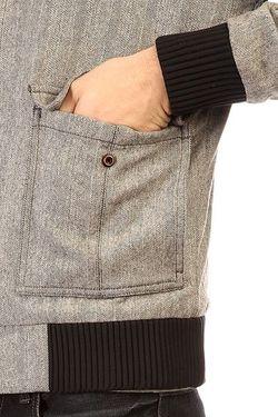 Куртка The Fuzz Black Grey Insight                                                                                                              серый цвет