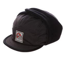 Бейсболка Пятипанелька Airflap Cap Black Airblaster                                                                                                              черный цвет
