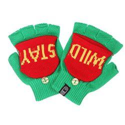 Перчатки Gypster Glove Rasta Airblaster                                                                                                              желтый цвет