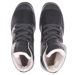 Ботинки Зимние Женские Pallabrouse Wps Black Palladium                                                                                                              чёрный цвет