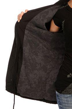 Куртка Женская Bad Habits Anorak Black Insight                                                                                                              черный цвет