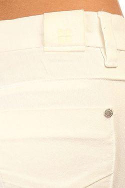 Джинсы Узкие Женские Beanpole Skinny Raw White Insight                                                                                                              белый цвет
