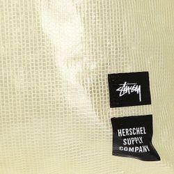 Сумка Clear Tarp. Tall Tote Bag Clear Stussy                                                                                                              желтый цвет