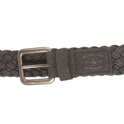 Ремень London Weave Black Quiksilver                                                                                                              серый цвет