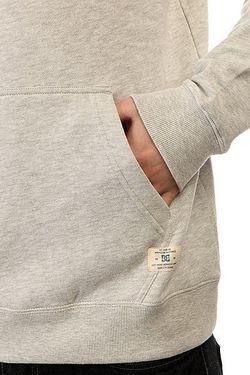 Толстовка Кенгуру Dc Rebel Ph 3 Otlr Dcshoes                                                                                                              серый цвет
