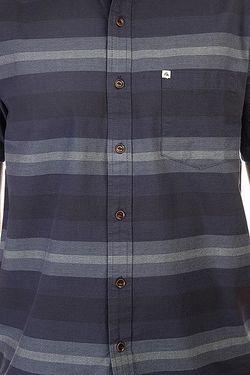 Рубашка Pemberton Wvtp Pemberton Bluestone Quiksilver                                                                                                              синий цвет