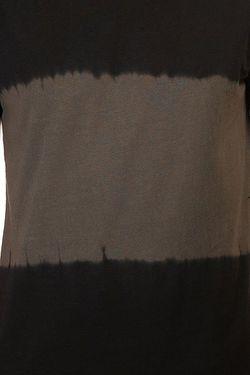 Футболка Double Dip Anthracite Quiksilver                                                                                                              черный цвет