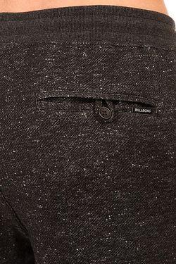 Шорты Классические Balance Sweatshort Black Billabong                                                                                                              чёрный цвет