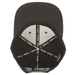 Бейсболка С Прямым Козырьком Los Angeles Black Truespin                                                                                                              чёрный цвет