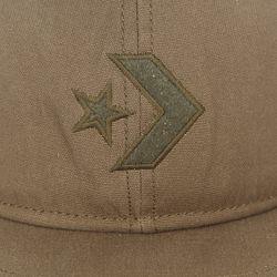 Бейсболка С Прямым Козырьком Con273 Herbal Converse                                                                                                              зелёный цвет