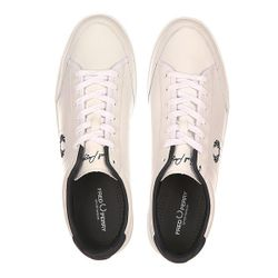 Кеды Кроссовки Низкие Hopman Leather Classic White Fred Perry                                                                                                              белый цвет