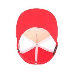 Бейсболка С Сеткой Coventry Mesh Cap White/Red Brixton                                                                                                              красный цвет