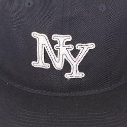 Бейсболка С Прямым Козырьком Nueva York Snapback Alife                                                                                                              синий цвет