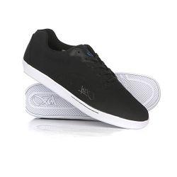 Кеды Кроссовки Низкие Cali Black/White/Blue K1X                                                                                                              черный цвет
