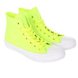 Кеды Кроссовки Высокие Ct All Star Ii Converse                                                                                                              желтый цвет