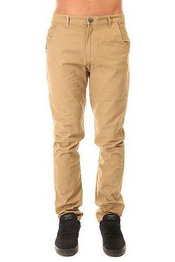 Штаны Прямые Classic Pants Beige Запорожец                                                                                                              бежевый цвет