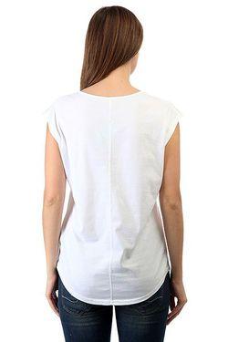 Футболка Женская Peniche 3 White Rip Curl                                                                                                              белый цвет