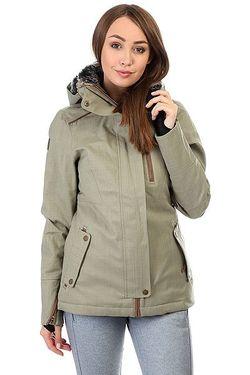 Куртка Женская Slack Gum Vetiver Rip Curl                                                                                                              серый цвет