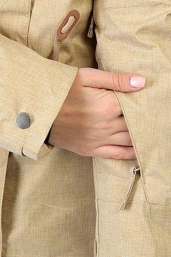 Куртка Spectrum Travertine Rip Curl                                                                                                              бежевый цвет