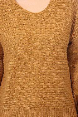 Свитер Rest Bone Roxy                                                                                                              коричневый цвет