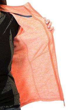 Толстовка Сноубордическая Женская Harmony Camellia Roxy                                                                                                              оранжевый цвет
