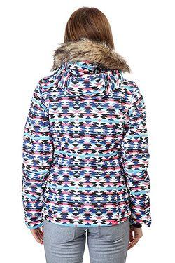 Куртка Jet Ski Geofluo Print Roxy                                                                                                              многоцветный цвет