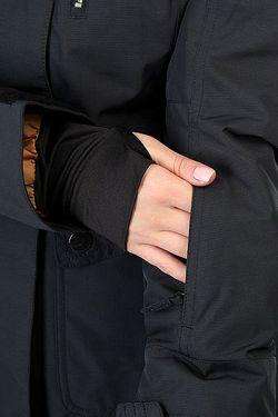 Куртка Andie True Roxy                                                                                                              чёрный цвет