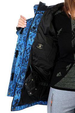 Куртка Dc Riji Tribal Dcshoes                                                                                                              синий цвет