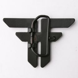 Пряжка Trademark Buckle Matte Black Fallen                                                                                                              чёрный цвет