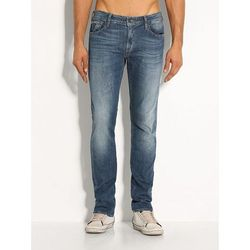 Джинсы Slub Effect Skinny Guess                                                                                                              None цвет