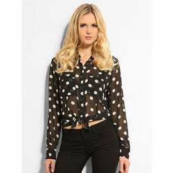 Блуза Polka Dots Charlotte Guess                                                                                                              None цвет