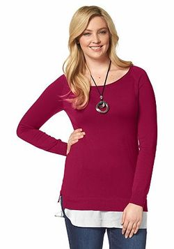Пуловер BOYSEN'S                                                                                                              None цвет