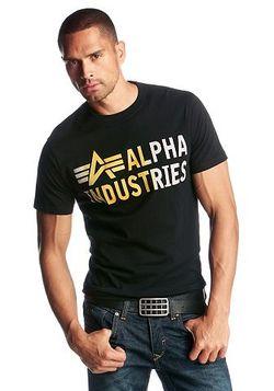 Футболка Alpha Industries                                                                                                              None цвет