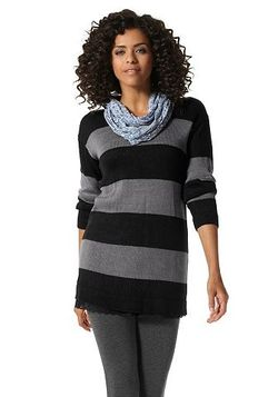 Длинный Пуловер BOYSEN'S                                                                                                              None цвет