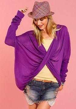 Пуловер Большого Размера AJC                                                                                                              None цвет