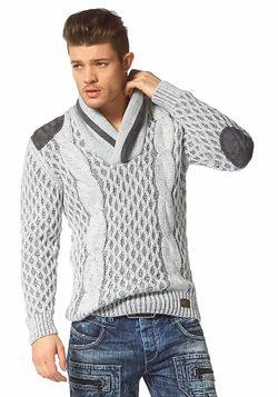 Пуловер Cipo & Baxx                                                                                                              None цвет