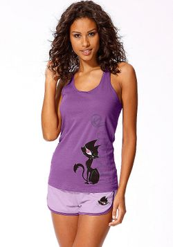 Короткая Пижама BAD CAT                                                                                                              None цвет