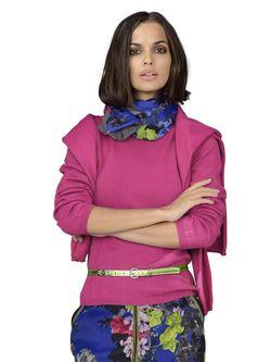 Пуловер ALBA MODA GREEN                                                                                                              None цвет