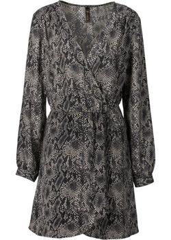 Платье bonprix                                                                                                              черный цвет