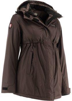 Функциональная Куртка Для Беременных bonprix                                                                                                              черный цвет