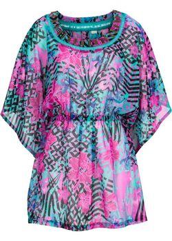 Пляжное Платье bonprix                                                                                                              розовый цвет