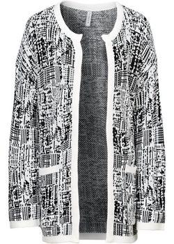 Кардиган bonprix                                                                                                              серый цвет