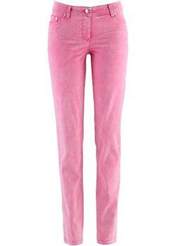 Брюки-Стретч bonprix                                                                                                              розовый цвет