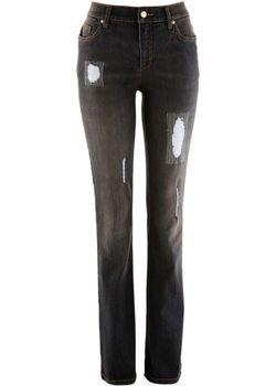 Джинсы Bootcut Дизайна Maite Kelly bonprix                                                                                                              чёрный цвет